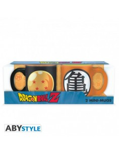 Pack 2 tazas expreso Dragon Ball - Dragon Ball