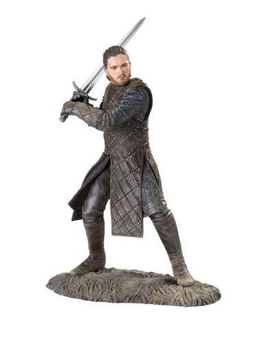 Figura Jon Nieve Batalla de los Bastardos 20 cm - Juego de Tronos
