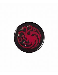 Chapa escudo Targaryen - Juego de Tronos