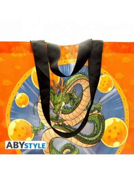 Bolsa Rafia Shenron y Símbolo Kame - Dragon Ball
