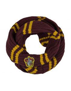Bufanda Gryffindor infinita - Harry Potter