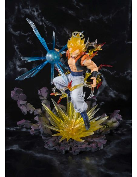 Figura Gogeta Super Saiyan 19 cm - Figuarts Zero - Dragon Ball Z
