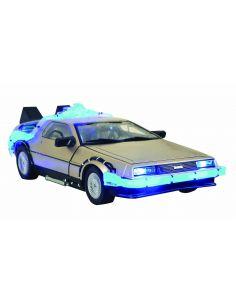 Figura DeLorean con Luz y Sonido 35 cm - Regreso al Futuro