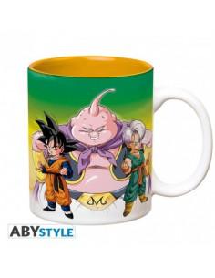 Taza Goten, Trunks y Majin Boo - Dragon Ball