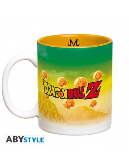 Taza Goten, Trunks y Majin Boo - Dragon Ball