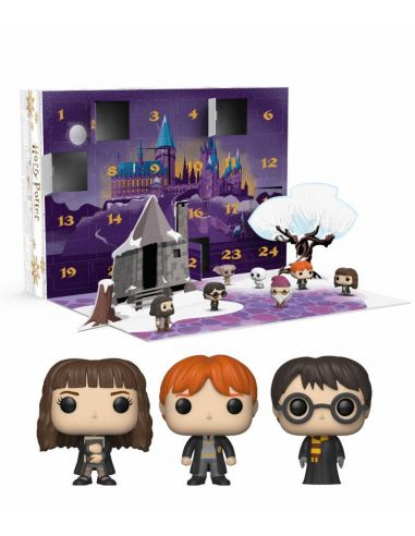 Calendario de adviento Harry Potter - Pocket POP! - Harry Potter