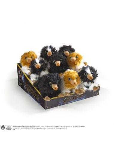 Mini peluche bebé Escarbato - Animales Fantásticos