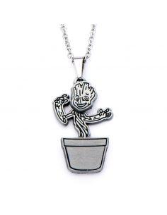 Collar de Acero inoxidable Dancing Baby Groot - Marvel