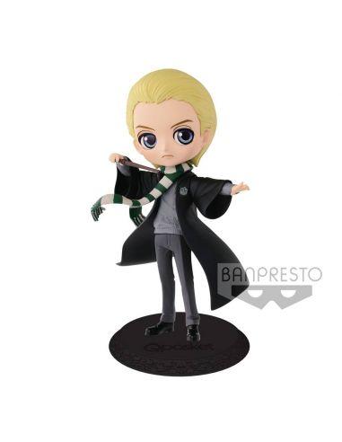 Figura Q Posket Draco Malfoy 14 cm - Harry Potter