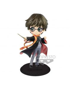 Figura Q Posket Harry Potter 14 cm (Color Perla)- Harry Potter