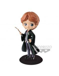 Figura Q Posket Ron Weasley 14 cm (Color Perla) - Harry Potter