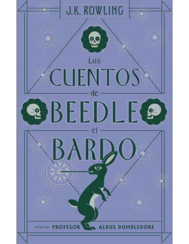 Los cuentos de Beedle el Bardo - Harry Potter