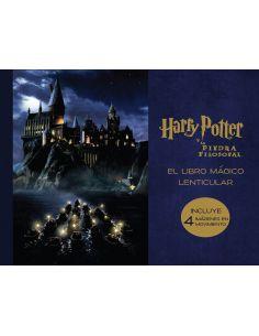 Harry Potter y la Piedra filosofal - Libro mágico Lenticular