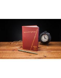 Libreta y bolígrafo Varita Hermione Granger - Harry Potter