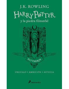 Harry Potter y la Pierda Filosofal - Edición 20 aniversario - Slytherin