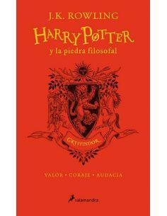 Harry Potter y la Pierda Filosofal - Edición 20 aniversario - Gryffindor