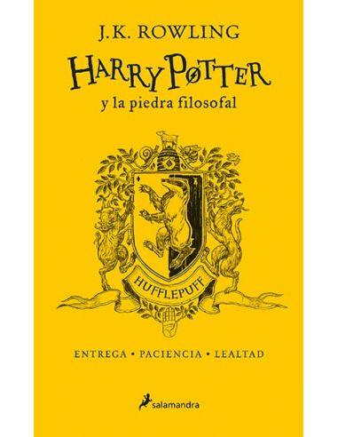 Harry Potter y la Pierda Filosofal - Edición 20 aniversario - Hufflepuff