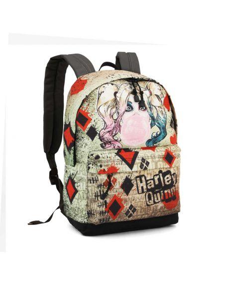 Mochila Harley Quinn - Escuadrón Suicida - DC Comics