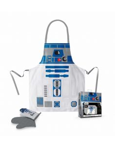 Pack Delantal y Manopla R2-D2 - Star Wars
