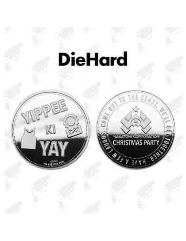 Moneda Yippee Ki Yay - Edición Limitada - Jungla de Cristal