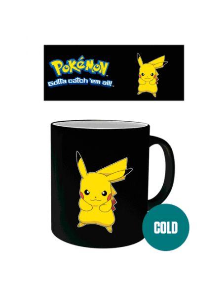 Taza térmica Pikachu - Pokemon