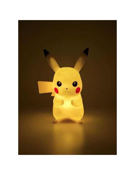 Lámpara LED Pikachu 25 cm - Pokemon