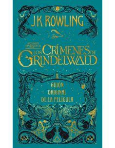 Los Crímenes de Grindelwald - Guión Original