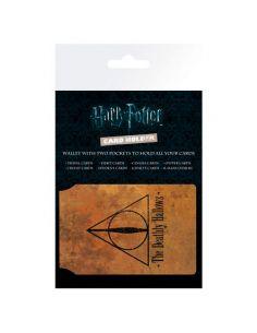 Porta Tarjetas las Reliquias de la Muerte - Harry Potter