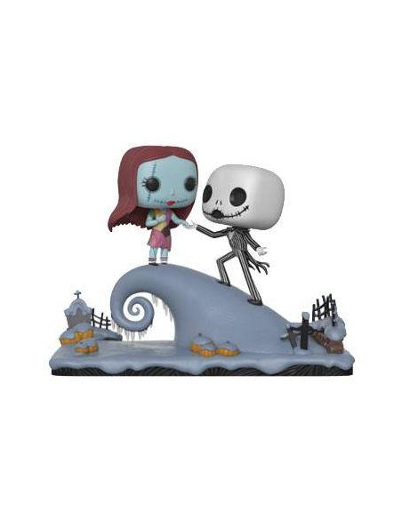 FUNKO POP! Jack y Sally 458 - Pesadilla antes de Navidad
