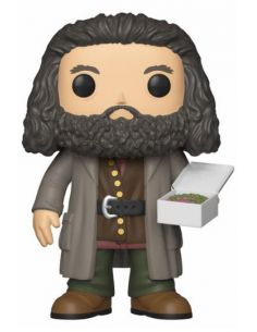 FUNKO POP! Hagrid con Pastel 15 cm - Harry Potter
