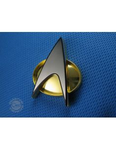 copy of Réplica 1/1 Distintivo Black Badge - Star Trek Discovery