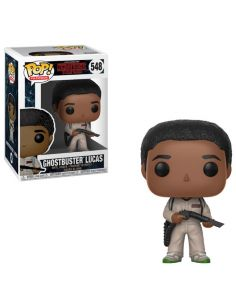 FUNKO POP! Ghostbusters Lucas 548 - Stranger Things