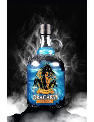 Dracarys Ice 70 Cl Licor Juego De Tronos