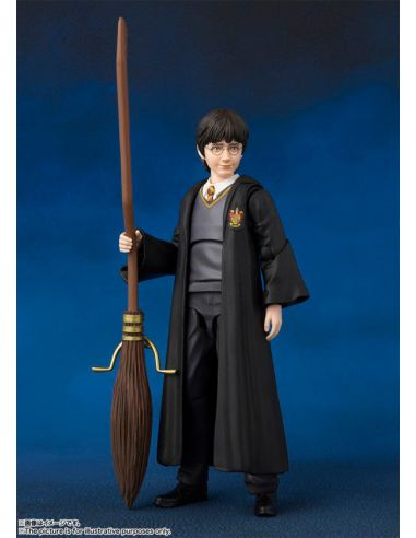 Figura Harry Potter SH Figuarts 12 cm - Harry Potter