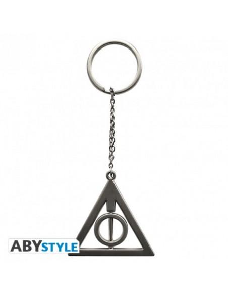 Llavero 3D Las Reliquias de la Muerte - Harry Potter