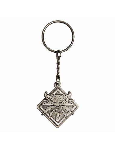 Llavero emblema Lobo - The Witcher