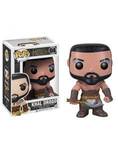 FUNKO POP! Khal Drogo 04 - Juego de Tronos