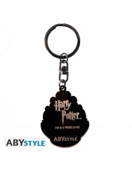 Llavero escudo Hogwarts - Harry Potter