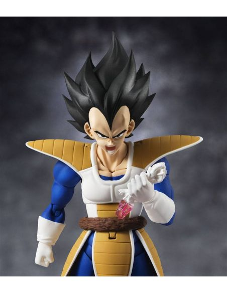 Figura Vegeta SH Figuarts 16 cm - Dragon Ball