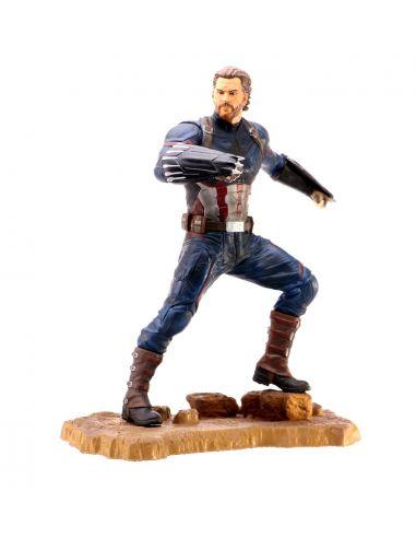 Marvel Gallery - Capitán América 23 cm - Marvel