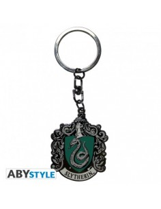Llavero escudo Slytherin - Harry Potter
