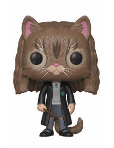 FUNKO POP! Hermione Granger Gato 77 - Harry Potter