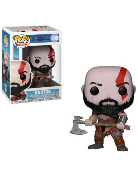 FUNKO POP! Kratos 269 - God of War