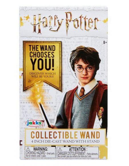 Varita de metal Sorpresa 10 cm - Harry Potter