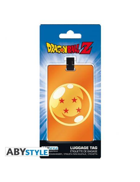 Etiqueta para Equipaje Dragon Ball