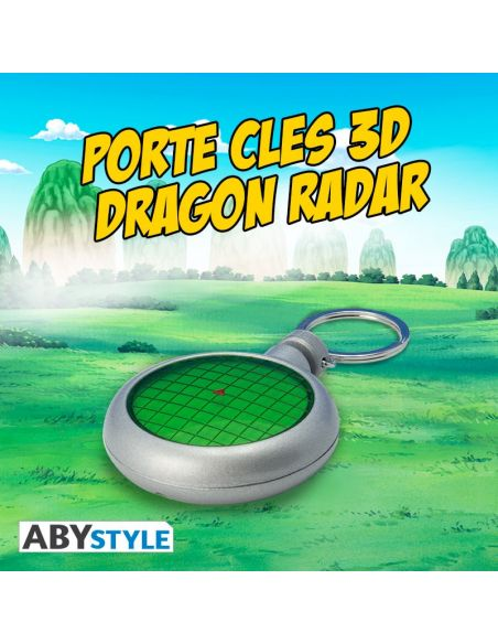 Llavero Radar bolas de Dragón - Dragon Ball