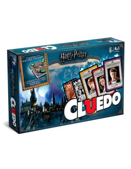 Cluedo Harry Potter - Castellano - Juego