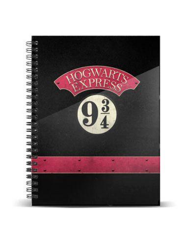 Libreta Hogwarts Express - Harry Potter