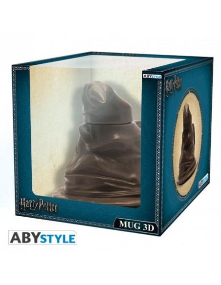 Taza 3D Sombrero Seleccionador - Harry Potter