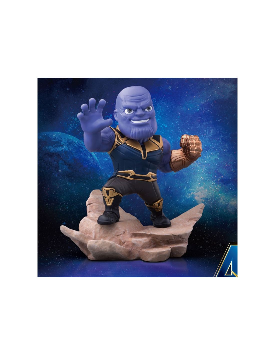 Infinity War Figura Thanos 9 Cm Marvel